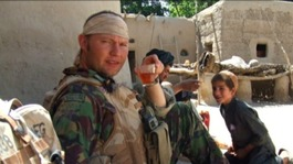 Sgt Simon Valentine lost his life in Afghanistan
