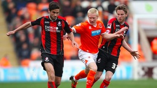 Andrew Surman (left) will return to AFC Bournemouth.