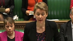Shadow Home Secretary Yvette Cooper MP.