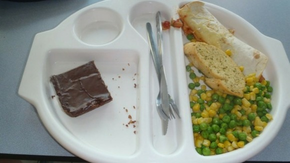 Martha Payne took pictures of her school meals and scored each one based on healthiness and price.