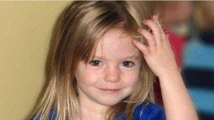 Madeleine McCann, from Rothley in Leicestershire, went missing in Portugal in 2007