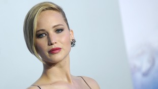 Jennifer Lawrence was one of the stars targeted by the hacking.