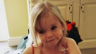 Madeleine McCann went missing from a holiday apartment in Portugal in 2007.
