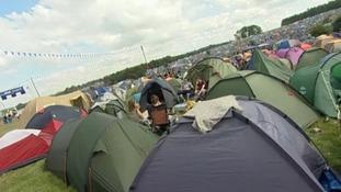 Leeds Festival 2011