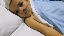 Petition to reunite Ashya King with parents taken to PM