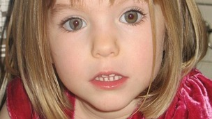 Madeleine went missing from a holiday apartment in Praia de Luz in Portugal in 2007
