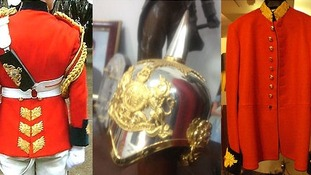 The combined value of these stolen items is in excess of £60,000.