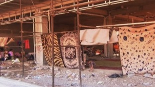 Many Yazidis who have been displaced live in terrible conditions after surviving massacres and abductions.