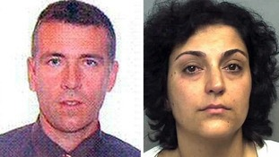 Brett King and his wife Naghmeh are being held by Spanish police.