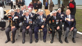 Kennington Arctic Convoy veterans honoured in Russian ceremony