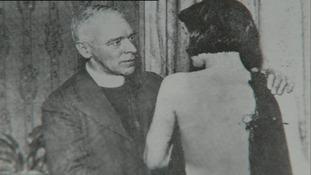 Rev Harold Davidson.