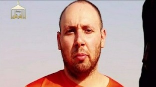US hostage and journalist Steven Sotloff under threat from extremists.