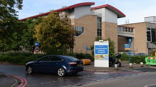Ashya King was taken from Southampton General Hospital last week.