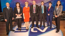 Campaigns take part in third independence TV debate