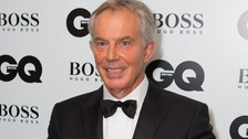 Tony Blair wins 'philanthropist of the year'