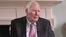 Sir Roger Bannister to receive honorary doctorate