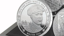 Kent WW1 officer to be remembered with coin