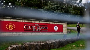 The Celtic Manor Resort near Newport will be hosting the NATO Summit