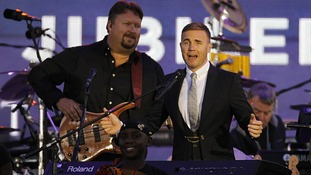 Gary Barlow 'thrilled' with OBE in Queen's honours