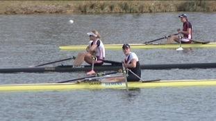 Eton Dorney Rowers