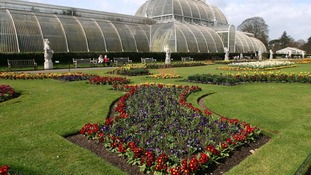Nick Clegg today announced he has secured £1.5 million to maintain funding for Kew Gardens.
