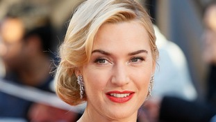 Winslet 'surprised but proud' of CBE