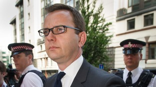 Former No.10 spin doctor Andy Coulson was jailed for 18 months for his part in the plot.