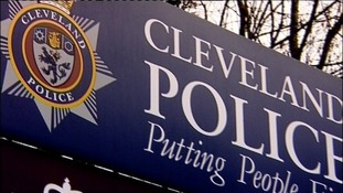 Cleveland Police sign