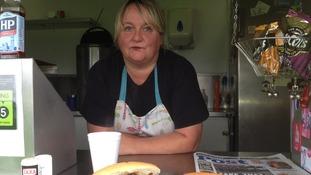Elizabeth Pile, owner of Horfield business Lizzie's Kitchen