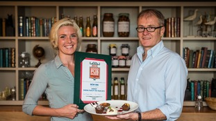 The New Inn at Cerne Abbas has also been awarded the county's Dining Pub of the Year title for the third time.