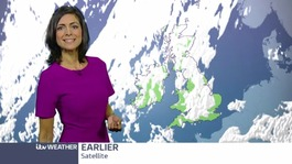 ITV Meridian weather forecast