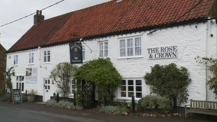 The Rose and Crown in Snettisham has been named 'Pub of the Year'.