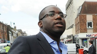 David Lammy is the MP for Tottenham.