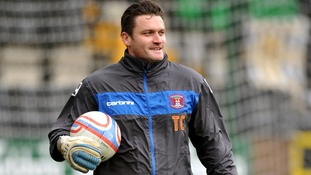 Tony Caig is one of the temporary managers for Carlisle United