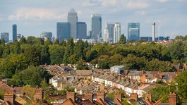 Value of London homes exceeds £1.5 trillion