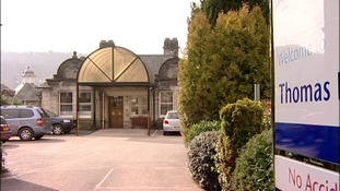 Langholm's existing community hospital has 12 beds