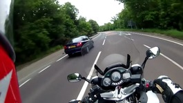 Millions view footage of fatal motorbike crash