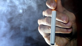 "Even though E-cigarettes contain toxins they are deemed as being ""very low""."