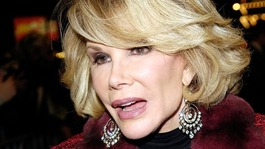 Joan Rivers gets the star-studded farewell she wished for