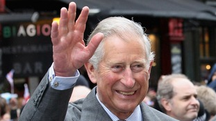 The Prince of Wales has been awarded the highest rank in all three military services by the Queen.