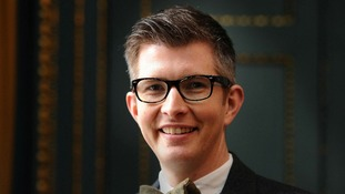 TV choirmaster Gareth Malone has been honoured by the Queen.