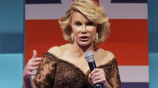 The 10 sharpest Joan Rivers one-liners