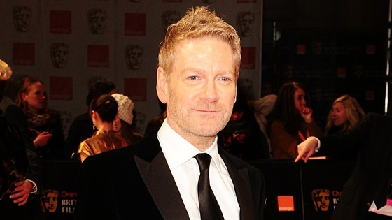 Actor and director Kenneth Branagh has received a knighthood from the Queen.