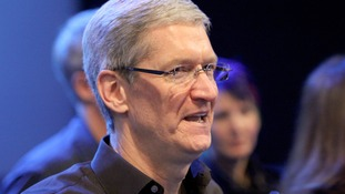 Tim Cook is moving quickly to restore confidence in Apple's security ahead of the crucial launch of its new iPhone next week.
