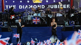 Gary Barlow masterminded the triumphant diamond jubilee concert for the Queen at Buckingham Palace earlier this month.