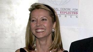 Lady Meyer receives an CBE.