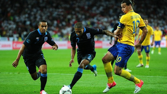 Theo Walcott scored one and made the winner for striker Danny Welbeck.