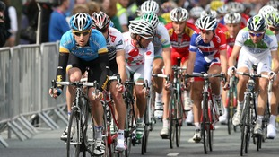 City gears up for Tour of Britain cycle race