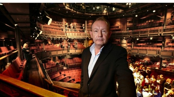 The artistic director of the Royal Shakespeare Company Michael Boyd received a knighthood