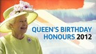 Queen&#x27;s Birthday Honours in Staffordshire